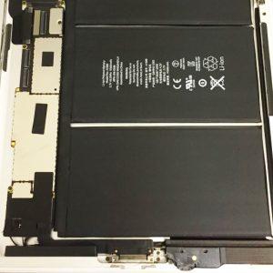 Ipad internal diagnostics