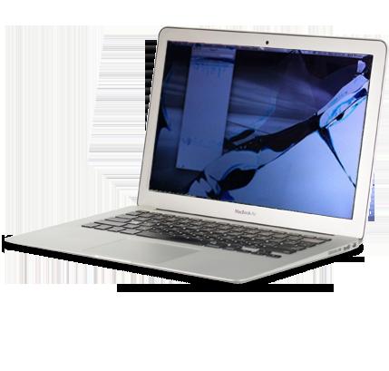 MACBook screen replacement repair